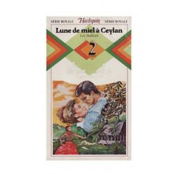 Lune de miel au Ceylan