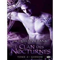 Le Clan des Nocturnes 2 Gideon